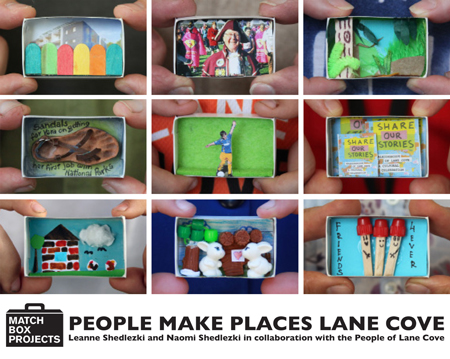 Match Box Projects People Make Places Lane Cove